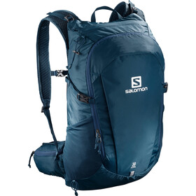 Salomon Trailblazer 30 Mochila, poseidon/ebony